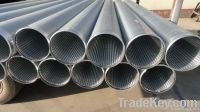 wedge wire slot stainless steel Johnson screen