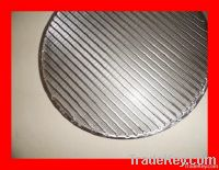HY-002 wedge wire screen plate