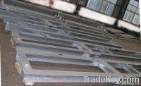 C post& U post& H steel structure