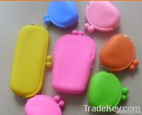 promotion gift silicone rubber key case