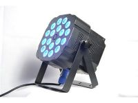 LED par light with RGBW 4in1 LEDs