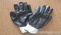 13 gauge PE Nitrile Coated Cut Resistant protective Glove