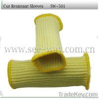 Elastic HPPE Cut Resistant Sleeve