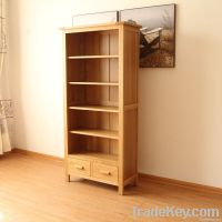 Solid Oak Bookcases
