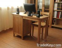 Solid Oak Desk / Dressing Table