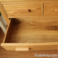 Solid Oak Bedroom Chest of
