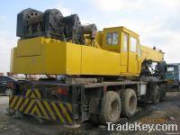 Used Tadano Hydraulic Truck Crane 50 Ton