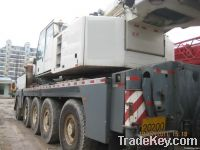 Liebherr Truck Crane 200 Ton
