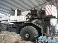 Grove Rough Terrain Crane 90 Ton