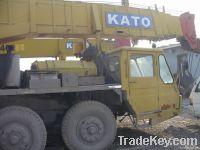 Kato Fully Hydraulic Truck Cranes 50 Ton