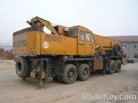 Kato Fully Hydraulic Truck Crane 80 Ton