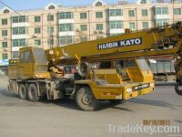 Kato Truck Crane  25ton