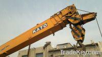 Used Kato Fully Hydraulic Truck Crane 30ton, 1995