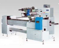 Pillow packaging machine-for biscuits/cake/candy, etc