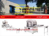 auto samosa pastry machine, samosa production line, spring roll sheet machine