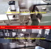 extruded shrimp cracker machine (manufacturer) whatsapp: 0086-15530615177
