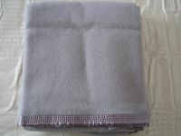 airline modacrylic blanket