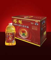 safflower seed oil(high lenoliec aicd) cooking oil
