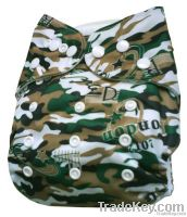 fdBum Printed Cloth Diapers