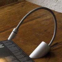 serpentuator LED table lamp, reading lamp, wall lamp