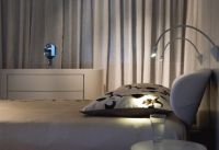 serpentuator LED table lamp, reading lamp, wall lamp