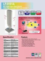 Signal Booster + 9Dbi Panel antenna