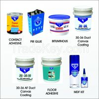 DOLPHIN ADHESIVES AND COATINGS
