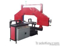 YABS315 HDPE pipe band saw