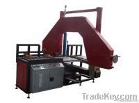 YABS630 PE pipe cutting machine