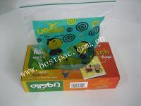 HDPE LDPE Zipper bag