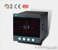 Multiparameter power meter