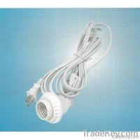 E26 lamp power cord, Light Cord Set, Lamp Cord, EDL-02