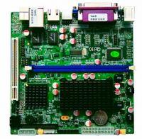 MINI ITX ATOM 270 DDRII 2G LAN 1PCI 1MINI PCIE 1MINI IDE 1CF 6USB LVDS