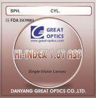Super Hi-index 1.67 Hmc Emi Uv400 Aspheric Spectacle Lenses
