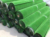 Eco friendly Lead Free PE Malai Roof Plastic Lawn With SBR latex Backing