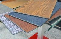 100% Vinyl Rigid Core SPC Plastic Flooring
