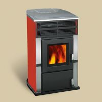 pellet stove&fireplace