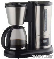 Deluxe Stainless Steel Coffee Maker