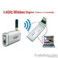 2.4GHz Wireless Digital Video Camera