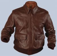 A 2 Flight Leather Jacket