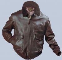 G 1 Flight Leather Jacket