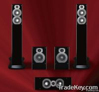 L4 Line home theater speaker systems