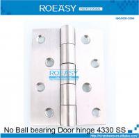 SS201 4*3*2.5mm 4*3*3.0mm welding door hinge
