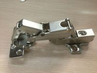 165 degree hydraulic clip on concealed hinge cabinet hinge