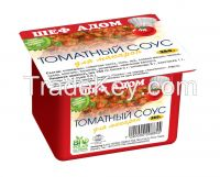 CHEF ADOM tomatoes sauces and paste