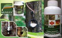 Nutrients and Vitamins for Rubber and Palm Oil Tree