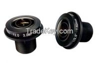 Phenix fisheye lens 12 Megapixel 2.0mm