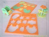 EVA ball, EVA keychain, EVA puzzle, EVA slipper, special EVA products