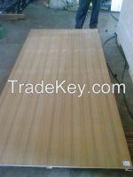 Natural Teak Fancy Plywood for Decoration