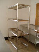 Stainless Steel Shelves & Racks